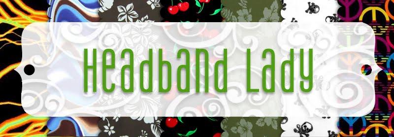 Headband Lady