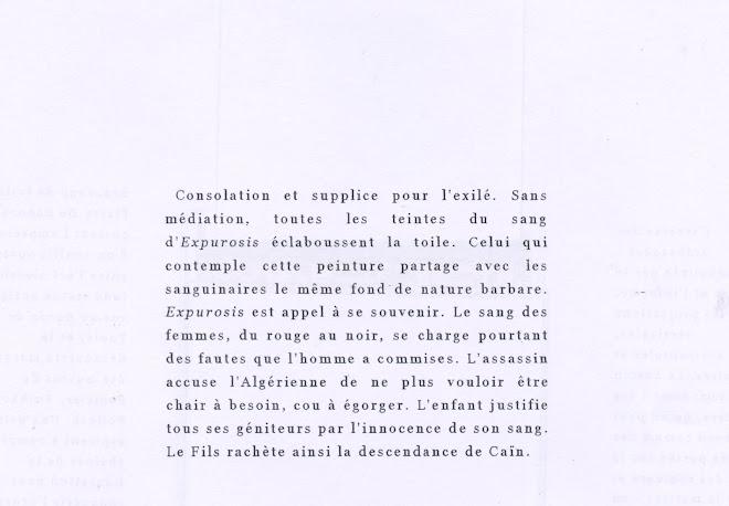 2003 LIONEL DUVOY