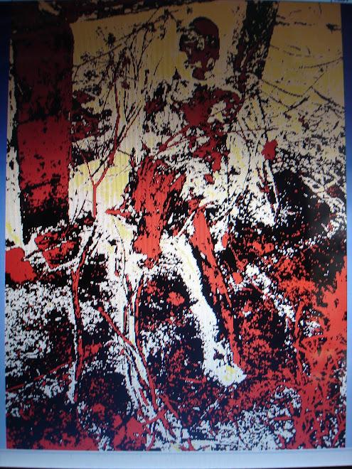 Peinture P de Bancourt