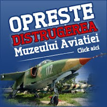 Salvati Muzeul Aviatiei!