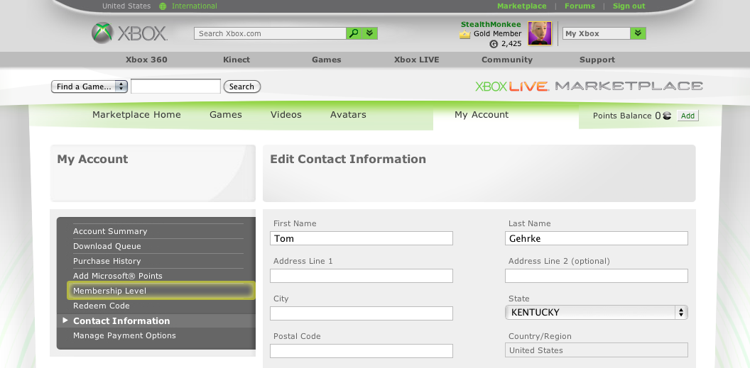 How do i resume a cancelled download on xbox live