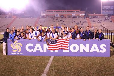 CAMPEONAS SUB 20 CONCACAF