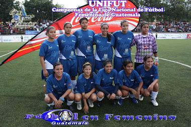 CAMPEONAS CLAUSURA 2009 - 2010