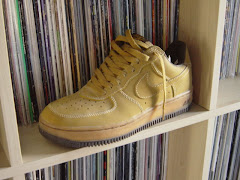 Nike AF1 in Mocha with Gum Sole