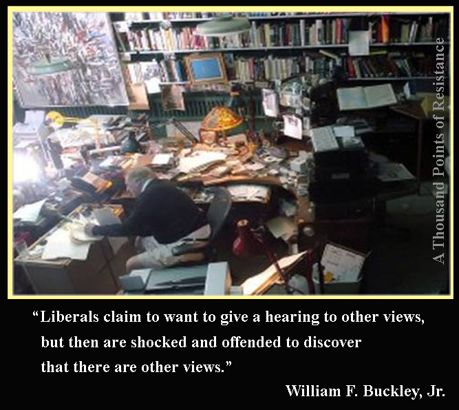 william f buckley essay Having read william f buckley, jr's paper on why we don't complain, i feel compelled to respond, answer, and expound at  free essays 435 words (12 pages).