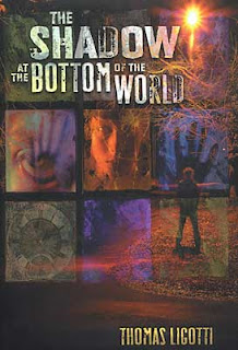 The Shadow at the Bottom of the World, 2005, copertina