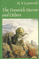 The Dunwich Horror copertina di Raymond Bayless