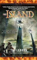The_Island_Tim_Lebbon_paperback_cover