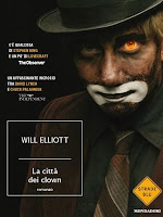 La_città_dei_clown_Will_Elliot_Mondadori_copertina