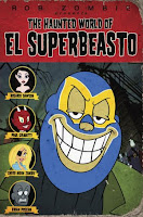 El Superbeasto movie poster