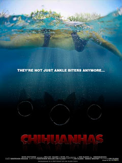 Chihuanas movie poster