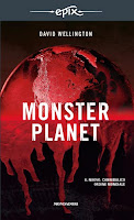 Epix 6 Monster Planet copertina