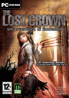 The Lost Crown Un'avventura di_fantasmi videogame copertina