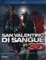 San Valentino di sangue 3D DVD copertina