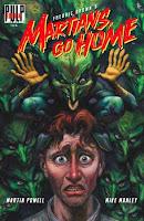 Martians Go Home 01 comic cover copertina