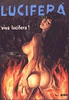 Viva Lucifera fumetto copertina