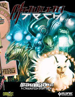 Cthulhu Tech: Damnation View role playing cover