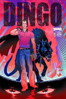 Dingo comics cover