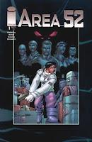 Area 52 comic cover