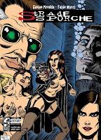 Strade Sporche fumetto copertina