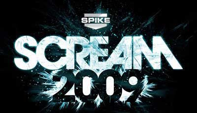 Spike Scream awards 2009 logo