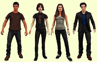 Twilight New Moon action figures image immagine