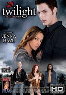 This Isn't Twilight, The XXX Parody DVD cover copertina