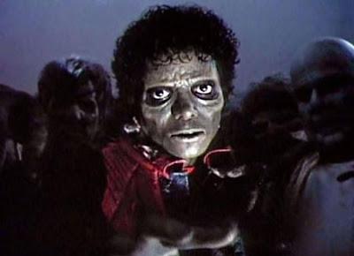 Michael Jackson Thriller foto