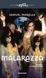 Epix 8 Mondadori Malarazza Marolla copertina