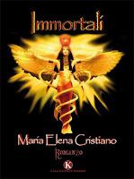 mmortali Maria Elena Cristiano copertina