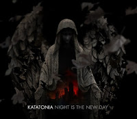 Night is the New Day Katatonia CD cover