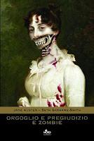 Orgoglio e pregiudizio e zombie Editrice Nord copertina