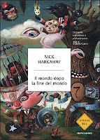 Il mondo dopo la fine del mondo Mondadori copertina
