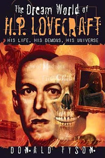 The Dream World of H.P. Lovecraft, 2010, copertina