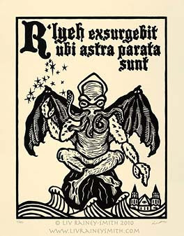 Liv Rainey-Smith, Cthulhu,  2010