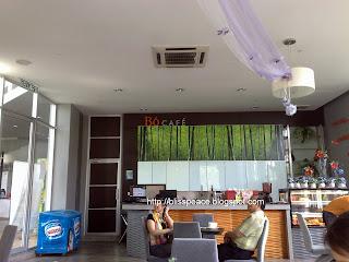 Bo Cafe, JB