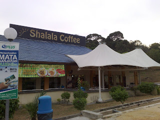 Shalala Coffee, Pagoh, North-South Highway