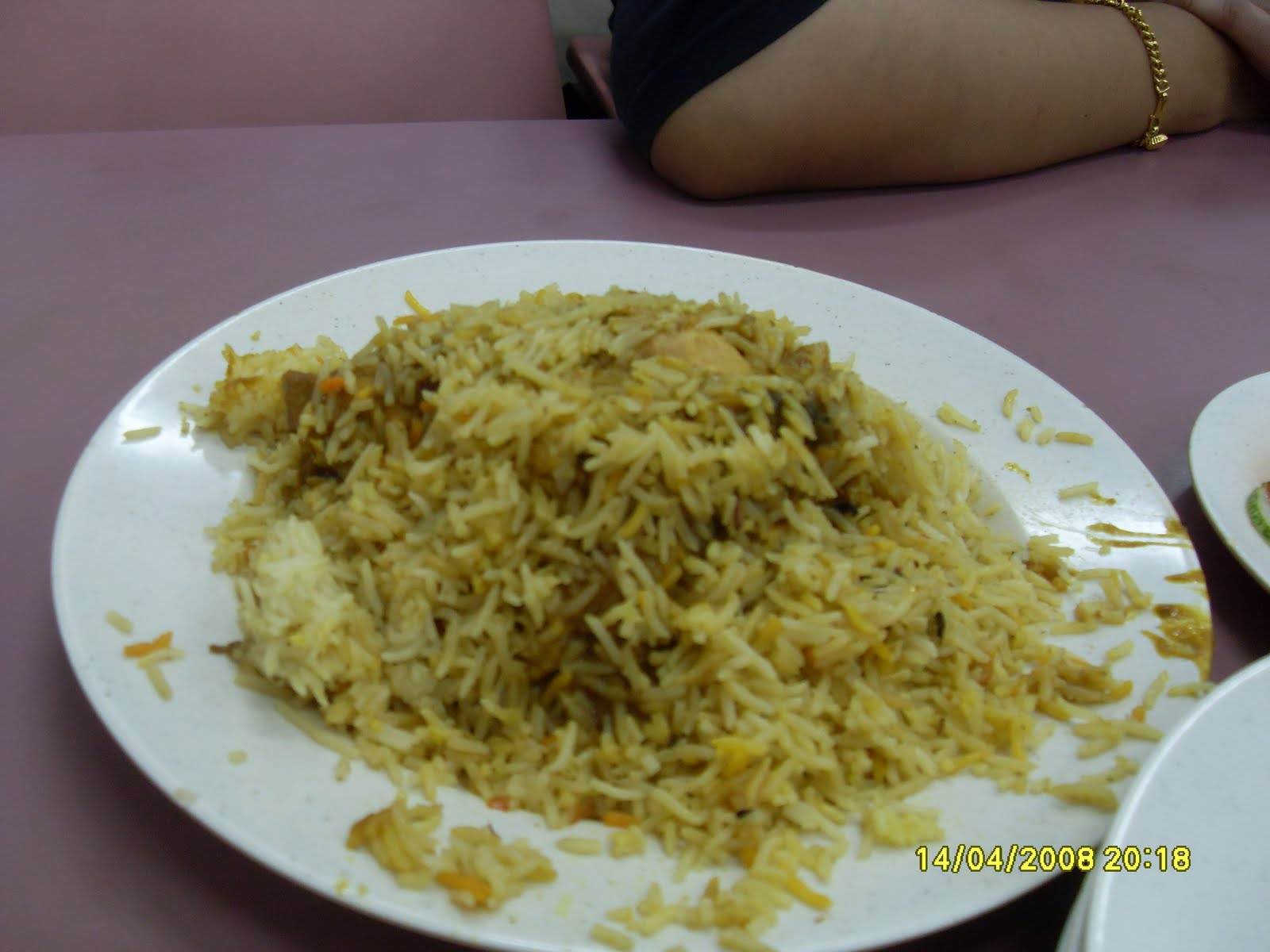 Malaysian breastfeeding mum mamak restaurant arab for Arab cuisine singapore