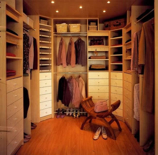 Custom Closet Ideas Designs: CLOSET DESIGN IDEAS