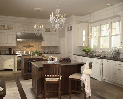 Kitchen and Residential Design: Glass knobs from ...