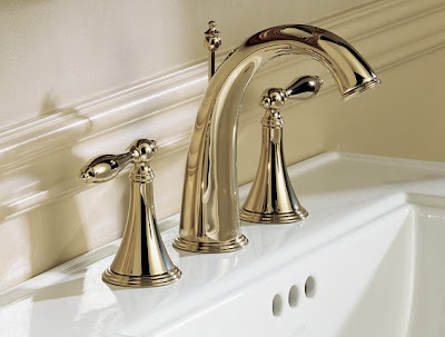 Gold Faucets For Bath And Kitchen