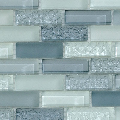 Or This One Both Patterns Are From Mirage Glass Tiles In New York