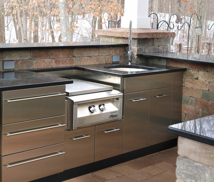 ... Danver Have Come To The Rescue With An Industry First 32 Inch Deep  Outdoor Range Hood. That May Seem Inconsequential, But Believe Me There Is  Nothing ...