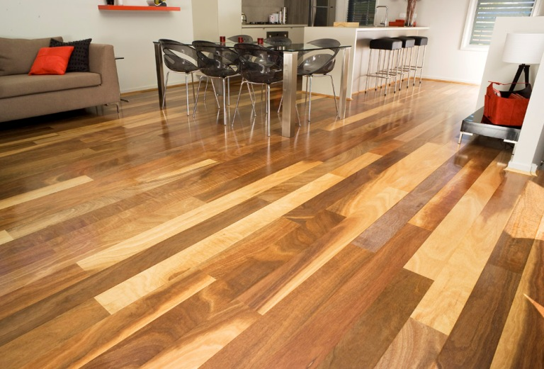 Kitchen and residential design wood floors australian style for Residential wood flooring