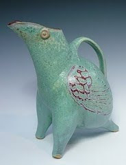 Modern Zoomorphic Pitcher