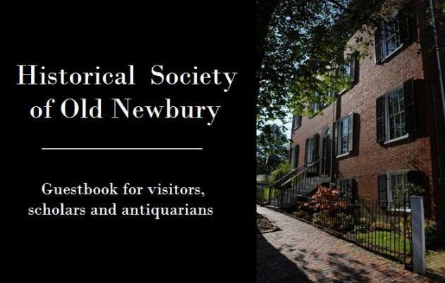 Historical Society of Old Newbury