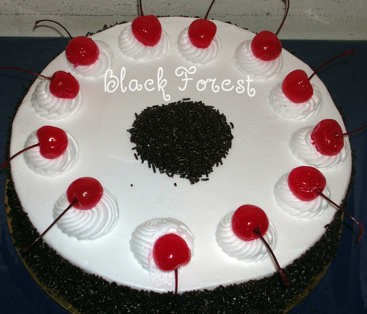 Annis Home Bake Cakes n Pastries: Black Forest Cake