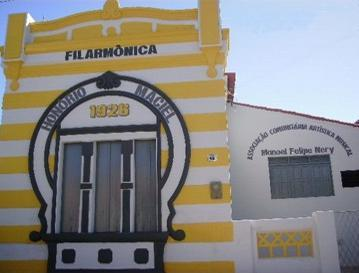 FILARMÔNICA HONÓRIO MACIEL