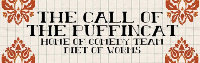 The Call of The Puffincat - Online Home of Dublin Comedy Team &#39;Diet of Worms&#39;