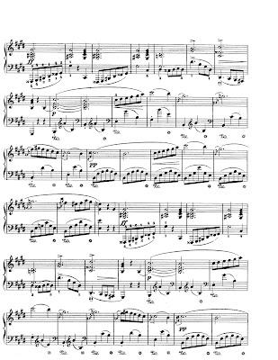 chopin waltz no 14 pdf